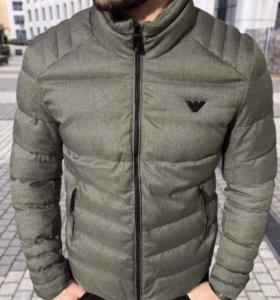 Мужская куртка новая Armani