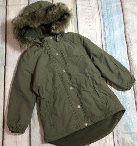 новая зимняя куртка Wheat (до -25)