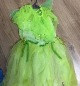 Платье карнавальное 104 рост новое