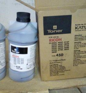 Тонер (порошок) для лазерных МФУ