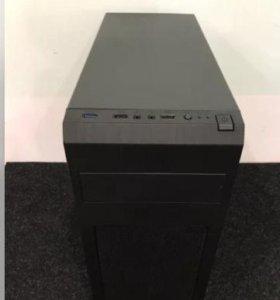 Новый, игровой пк (Core I3-4370/GTX1050TI/8Gb Ram)
