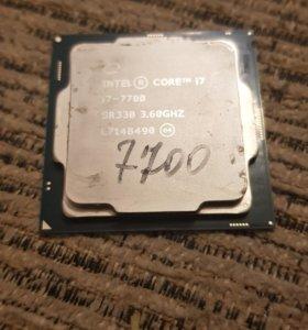 Процессор Intel Core i7-7700 Kaby Lake