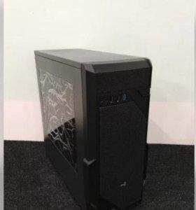 Игровой, новый пк (Core I3-7100/GTX 1060/8Gb Ram)