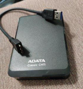1.5 tb usb 3.0 внешний жёсткий диск новый!