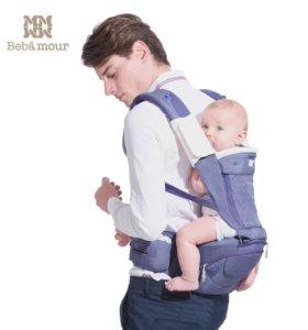 Эргономичный слинг рюкзак для мамы