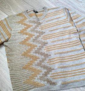 Джемпер полувер свитер