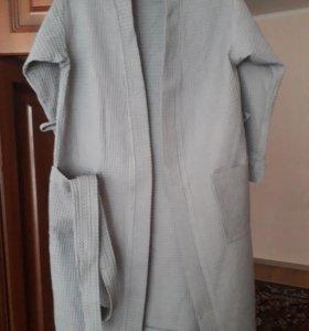 Банный халат .