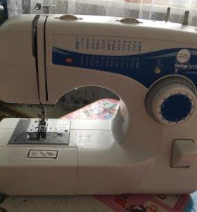 Швейная машина в идеальном состоянии
