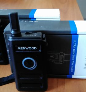 Рация Kenwood TK-F7 Smart UHF. Новинка 2018 г.