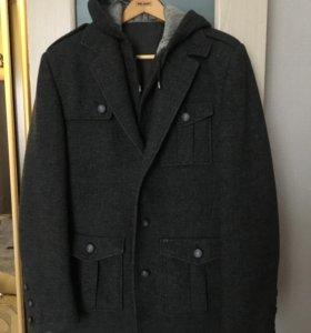 Пальто 46 р-р мужское