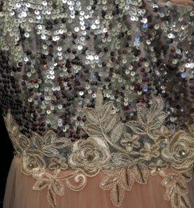 Платье для девочки принцессы