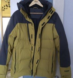 Зимняя куртка. Р-р 48.
