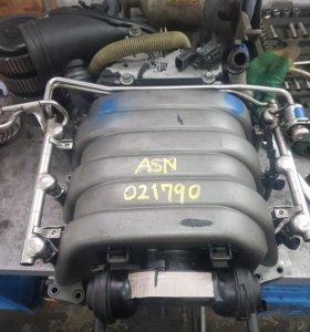 Впускной коллектор ауди а6 ASN