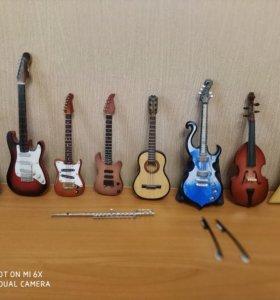Музыкальная мини коллекция