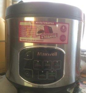 Мультиварка Максвелл MW-3805 ST