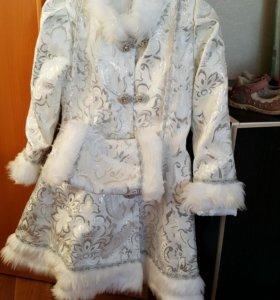 Шикарный костюм СНегурочки