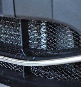 Сетка в бампер на любые марки автомобилей