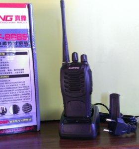 Рация Baofeng BF-888S на 5ВТ
