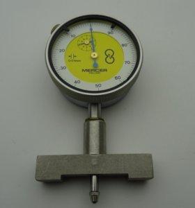Глубиномер Mercer Dial Gauge Type 252 #471