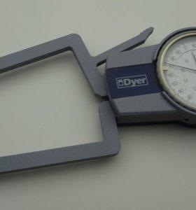 Стрелочный толщиномер Dyer 301-104 #480