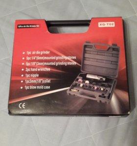 Пневматическая шлифовальная машинка XQ-T02