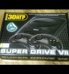 Super Sega megs Drive 130 игр