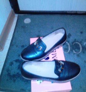 туфли осенние