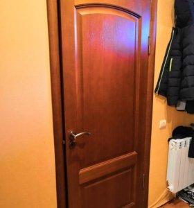 Двери входные. Б/У