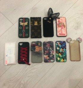 Чехлы на iPhone 7-8