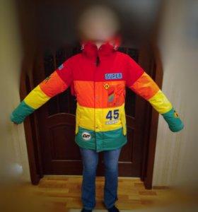 Зимняя куртка STL
