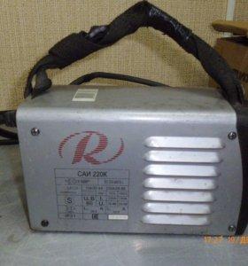 Сварочный аппарат инверторный САИ220К Ресанта