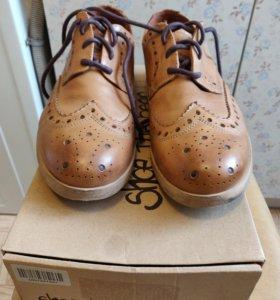 Туфли-брогги Shoe the bear
