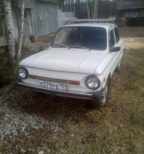 ЗАЗ 968, 1992