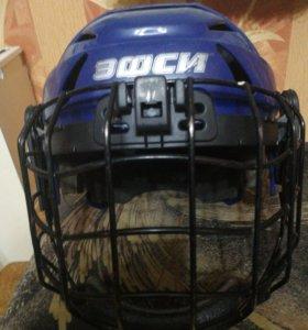 Шлем хоккейный с маской ЭФСИ