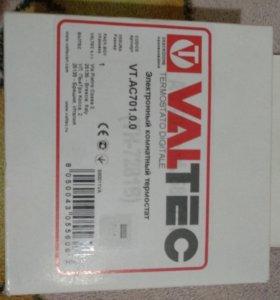 Valtek электронный комнатный термостат