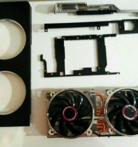 Охлаждение видеокарты