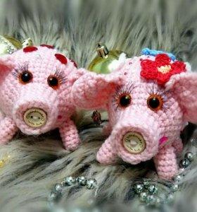 Свинка от сглаза