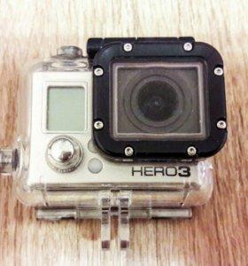 Камера с пультом GoPro Hero 3 Black Edition