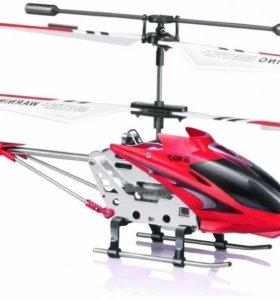Радиоуправляемый Вертолет c GYRO (Новинка)