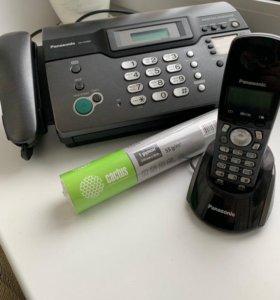 Продам факсимильный аппарат Panasonic KX-962