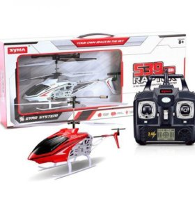 Радиоуправляемый Вертолет С Гироскопом Syma S39