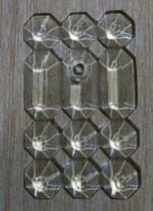 Хрустальные стекла для люстры