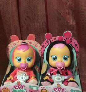 Кукла Cry babies ( Baby Wow)