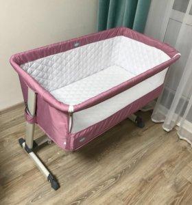 Приставная кроватка Nuovita