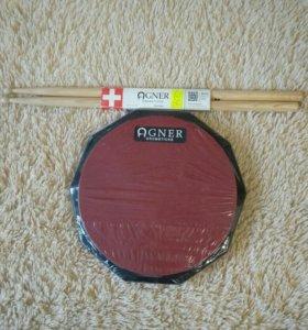 Новый пэд для занятий на ударных инструментах