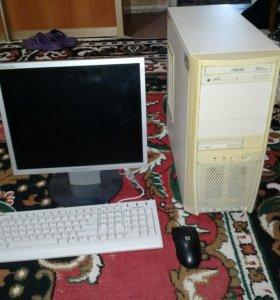 Компьютер в сборе (тянет танки)