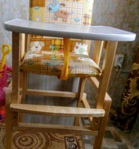 Стол/стул трансформер для кормления