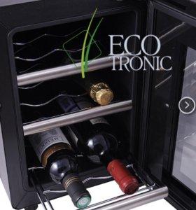 Винный шкаф-холодильник Ecotronic
