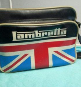 спортивная сумка Lambretta
