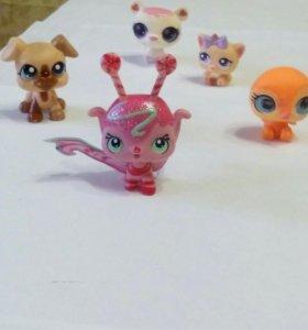Игрушки Little Pet Shop (LPS)